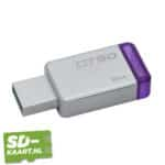 Kingston 8GB USB Stick Datatraveler sd-kaart nl