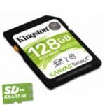 Kingston Canvas Select 128 GB 2