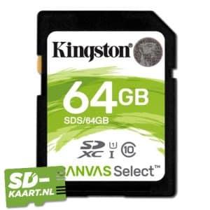 Kingston Canvas Select 64 GB 1