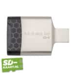 SD card reader Kingston sd-kaart nl