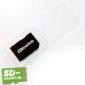 SD kaart doosje geheugenkaart case open