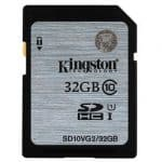 sd-kaart-Kingston-32-GB
