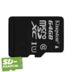 sd-kaart-Kingston-64-GB-micro-sd