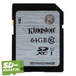 sd-kaart-Kingston-SDXC-64GB-geheugenkaart-1