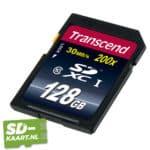 transcend 128GB SDXC 2