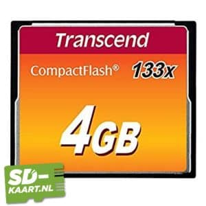 transcend compact flash 4GB