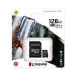 Kingston Micro SD kaart Canvas Select-128GB-3