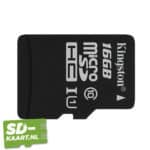 Kingston Micro SD kaart Canvas Select-16GB-1-adapter
