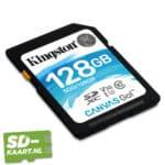 Kingston canvas go 128 GB 2