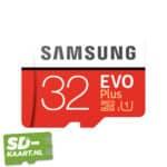 Samsung evo plus 32 gb met adapter 1