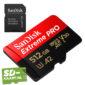 sd kaart SanDisk Extreme pro 512 GB 2